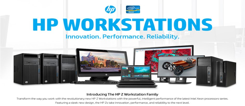 Workstation HP