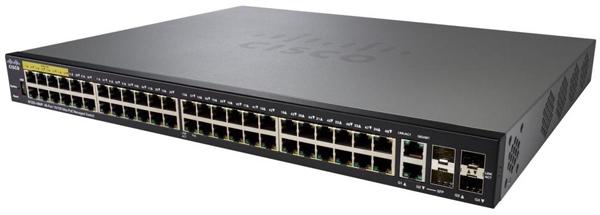 Switch Cisco SF350-48-K9-EU Managed