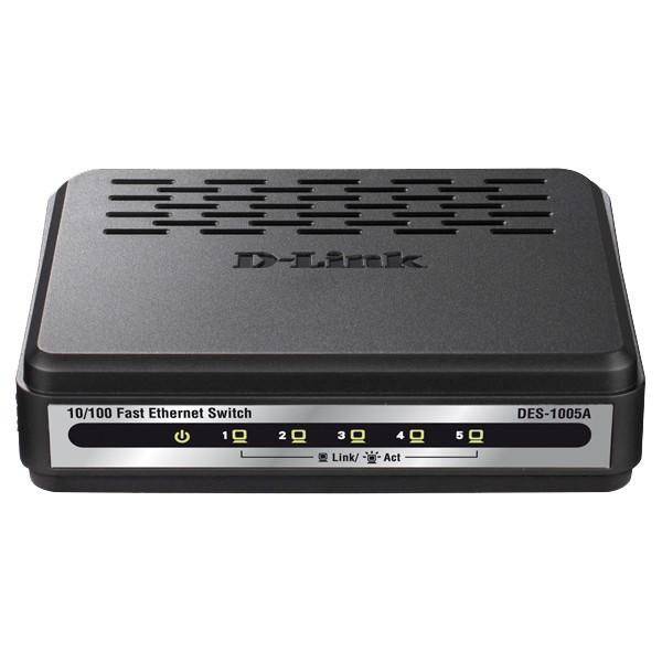 Switch Dlink DES-1005A