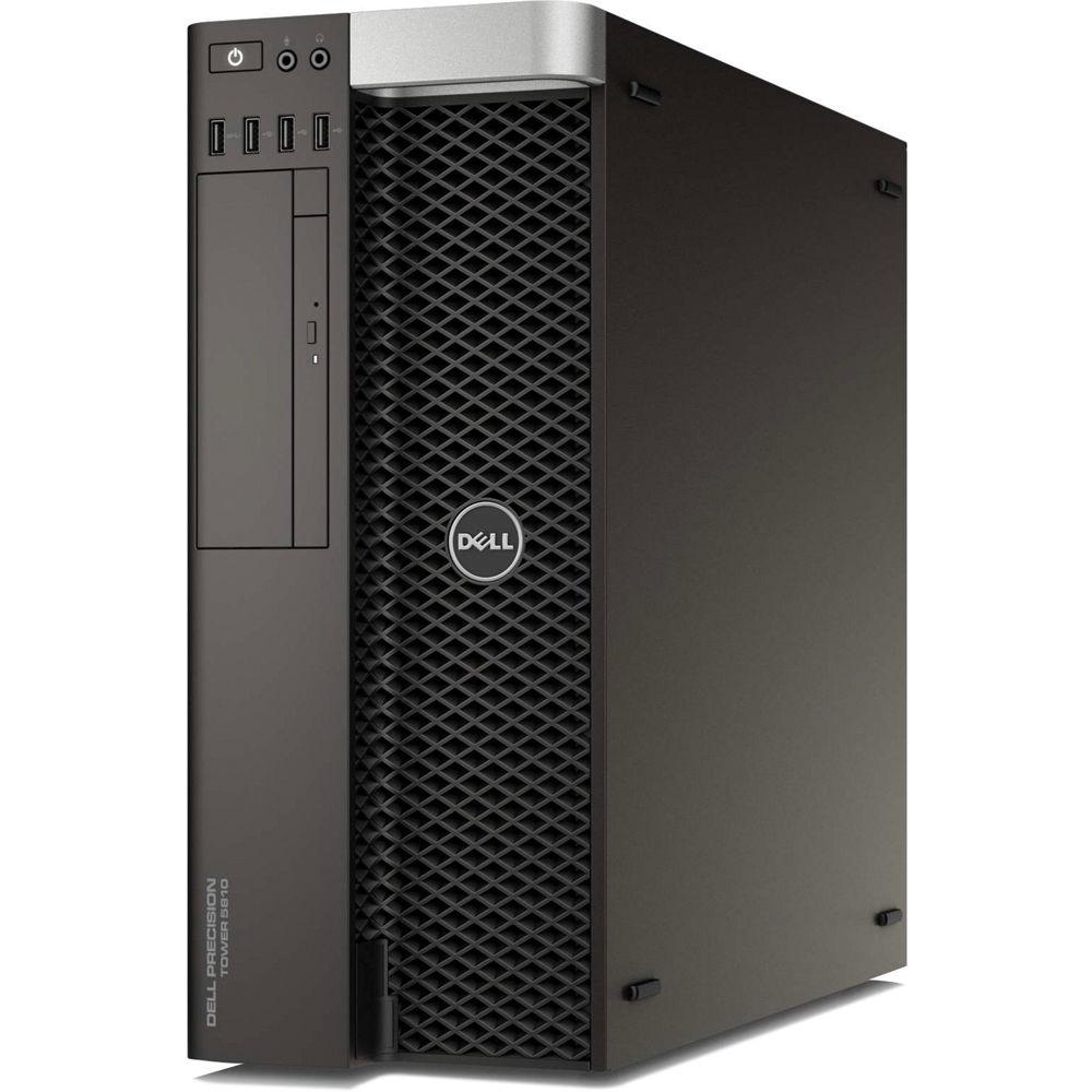 Máy trạm Dell Precision 5820 Mini Tower (70154208) Xeon W-2104