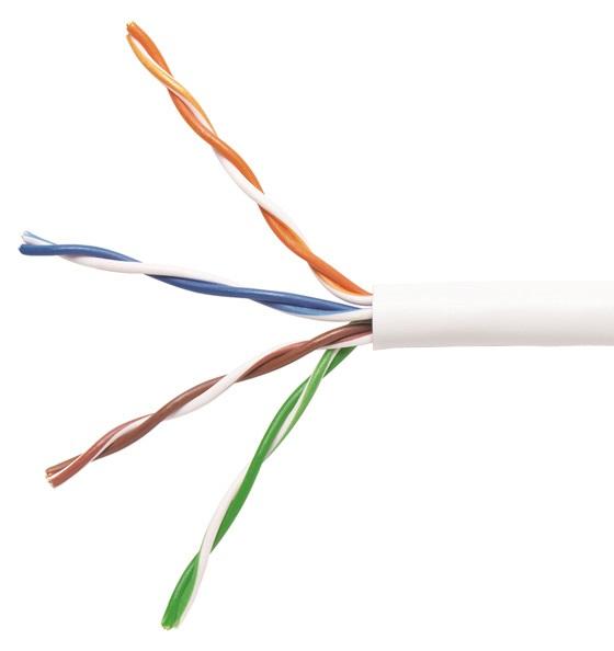 Cáp mạng commscope (amp netconnect) cat-5e utp