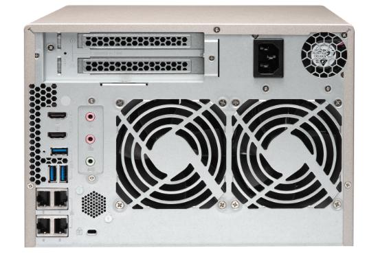 Thiết bị lưu trữ Qnap TVS-673e-8G