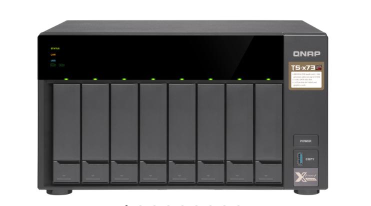 Thiết bị lưu trữ Qnap TS-873-8G