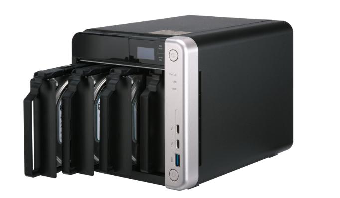 Thiết bị lưu trữ QNAP TS-453BT3-8G