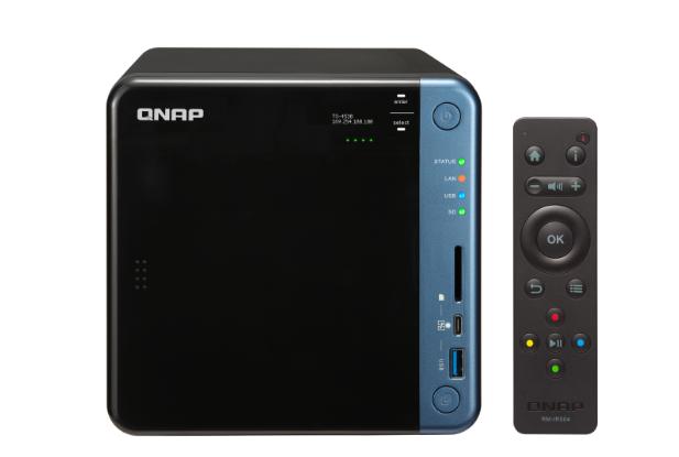Thiết bị lưu trữ Qnap TS-453B-8G