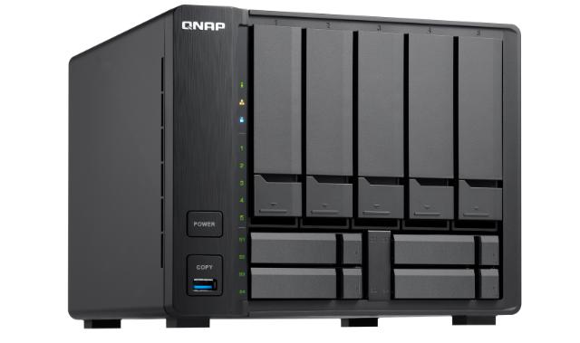 Thiết bị lưu trữ Qnap TVS-951X-8G Nhà sản xuất: QNAP