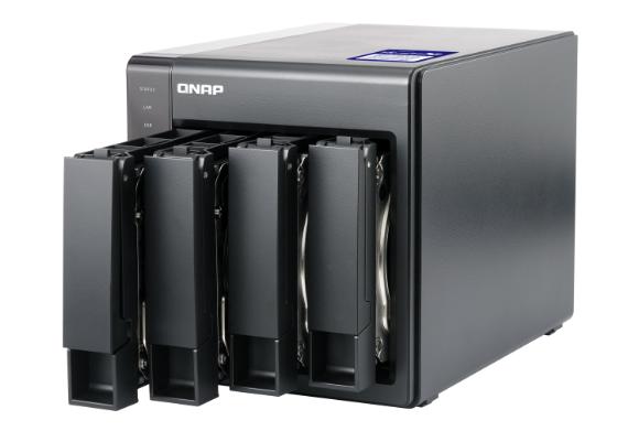 Thiết bị lưu trữ Qnap TS-431X2-8G