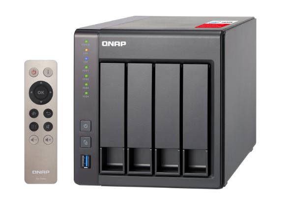 Thiết bị lưu trữ QNAP TS-451+-8G