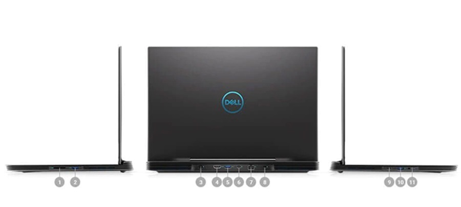 Laptop Dell Gaming G7 15 N7590Z P82F001
