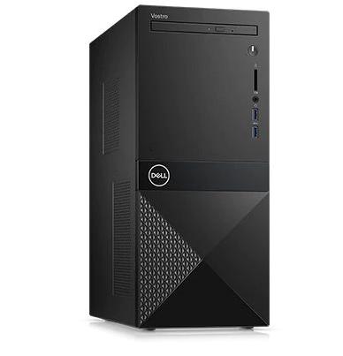 Máy tính để bàn Dell Vostro 3670-42VT370031/ Core i5/ 4Gb/ 1Tb/ Ubuntu