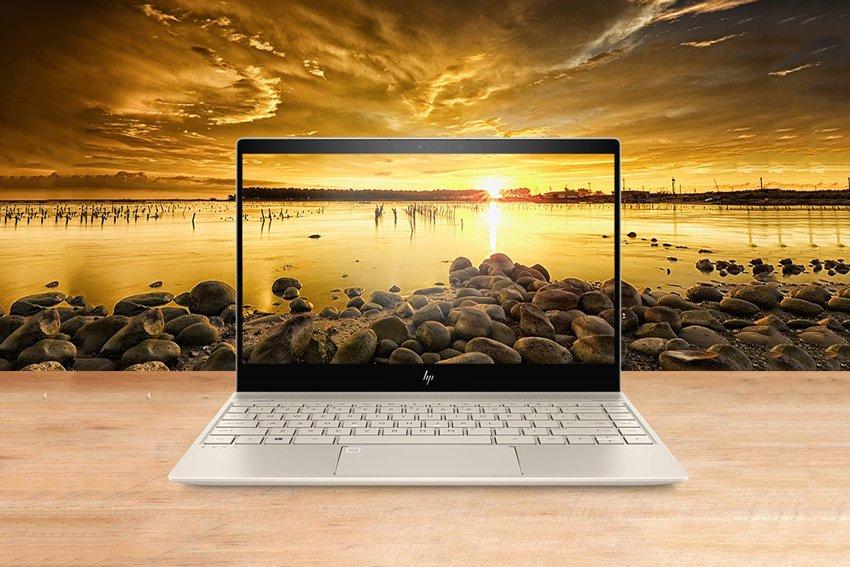 Kết quả hình ảnh cho HP Envy 13-AH0027TU gold